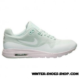 2017 New Collection US Women's Nike Air Max 1 Ultra Moire Running Shoes Fiberglass/White Under Discount