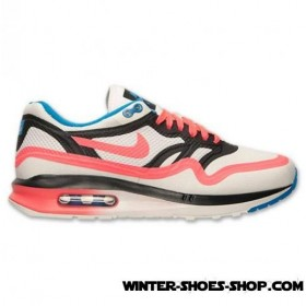 Finest Materials US Women's Nike Air Max Lunar1 Wr Chicago Running Shoes Sail/Hyper Punch/Ash/Light Photo Blue On Sales